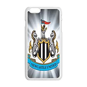 QQQO Newcastle United Cell Phone Case for Iphone 6 Plus Kimberly Kurzendoerfer