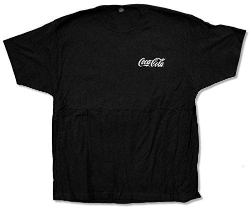 Adult Twilight Breaking Dawn Part II Coca Cola Black T-Shirt (Small)