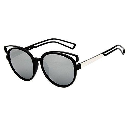 c59b1b542b Lovely Horrenz Dise?ador UV400 manera de las se?oras del ojo de gato gafas  de sol ...