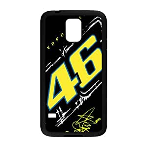 VR46 Official Racing Collection Valentino Rossi Design Plastic Case Cover For Samsung Galaxy S5