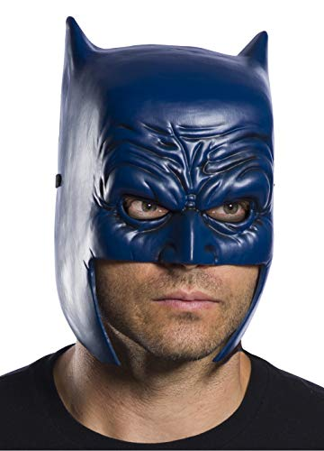 Rubie's Costume Men's Standard DC Comics Batman Mask, as Shown, One ()