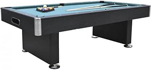 Billar de 8 pies modelo ALFA 2.44x1.32m: Amazon.es: Juguetes y juegos