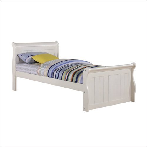 Donco Kids 325FW Series Bed, Full, White by Donco Kids