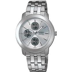 Casio #MTP1192A-7A Men's Multifunction Analog Bracelet Watch