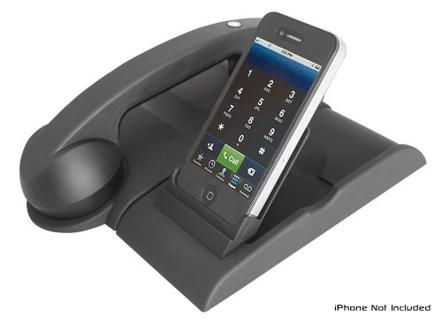 UPC 068888741569, WCI Retro POP Bluetooth Handset With Desktop Telephone Wireless Charging Base And iPhone Docking Station - For Apple iPhone, iPad, Droid Smartphone, Blackberry, Samsung Galaxy, Etc.
