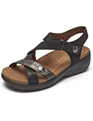 Rockport Cobb Hill Collection Maisy Cross Band Womens Sandal