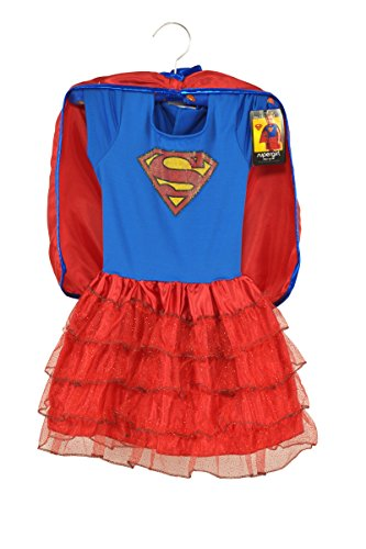 Supergirl Tutu Dress-Up Set
