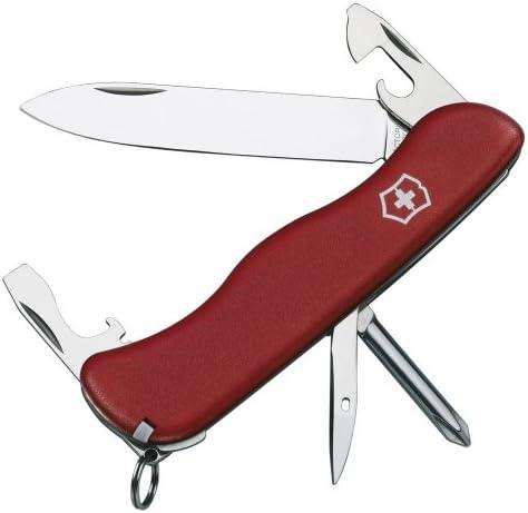 Taschenwerkzeug ADVENTURER, feststellbar, rot