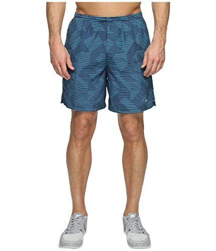 "Men's Nike 7"" Challenger Dry Running Short (XX Large, Paramount Blue Black)"
