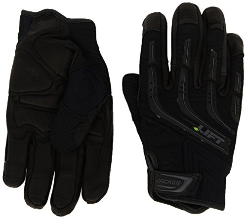 UPC 879501002628, LIFT Safety Tacker Gloves (Black, Large)