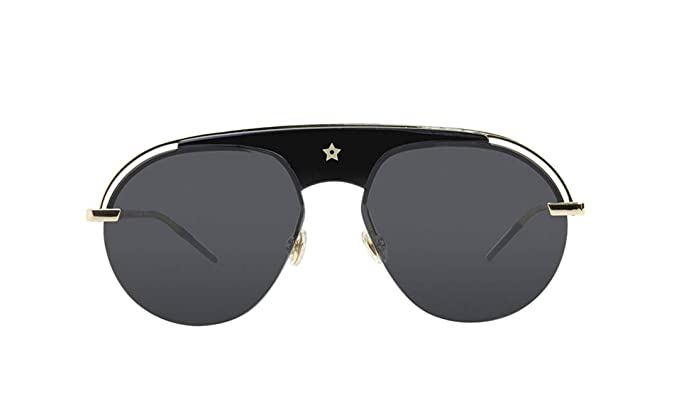 e9b4049c63f16 Amazon.com  Dior Evolution Sunglasses 58mm Black Gold  Clothing