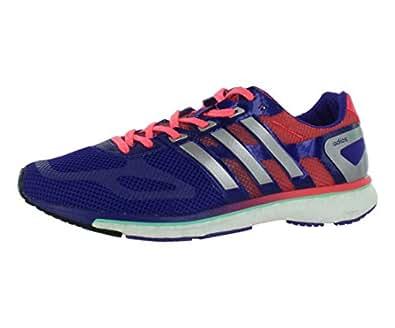 adidas Women's Adios Boost Purple Size: 11