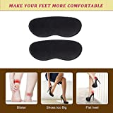 4 Pairs Heel Grips for Men and Women, Self-Adhesive