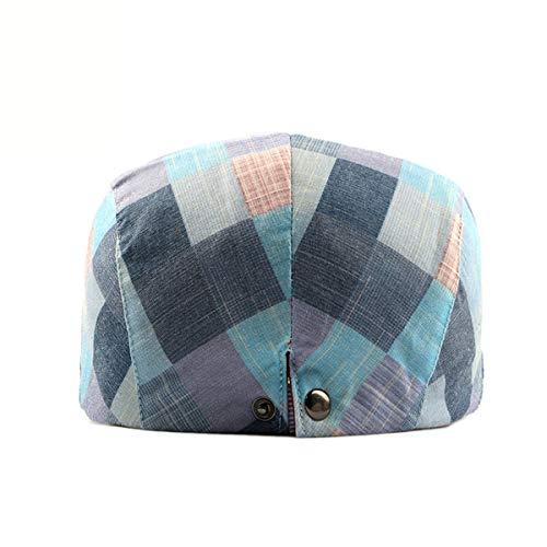 GLLH para para Moda Sombreros C Libre Aire para Boinas al hat Tiempo el Hombres Sombreros B Sombreros Damas Libre de Gorras qin trqrSx7