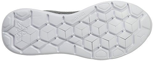 Kappa Loop, Zapatillas para Mujer Gris (1615 Grey/silver)