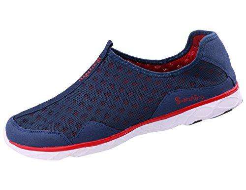 CANRO agua Escarpines de Hombre Zapatos qqrYAR