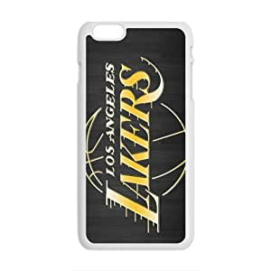 Happy Lakers Hot Seller Stylish Hard Case For Iphone 6 Plus
