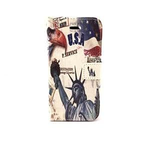 iPhone 6/6S funda con cartera - Nueva York