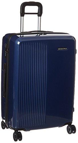 Briggs & Riley Sympatico Medium Spinner Suitcase, Marine Blue, 27 Inch