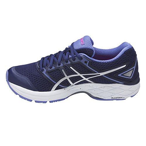 Asics Gel-Phoenix 8, Zapatillas de Entrenamiento para Mujer Azul (Indigo Blue/silver/pink Glow)