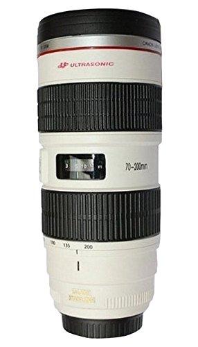 Superpop Camera Lens 1:1 Ef 70 200 F2.8 IS Coffee Cup
