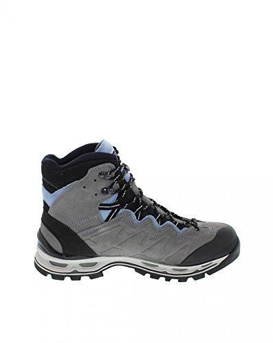Escursionismo Donna Minnesota da Scarpe Pro Lady Azur Azur Grau Grau Grigio Meindl qXd4wYY