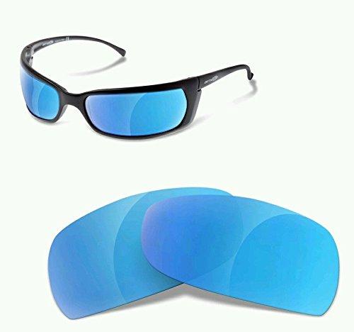 De Sunglasses 4007 Cristales Para Recambio Arnette Polarizado Slide Ice Restorer Blue xwFnOwE