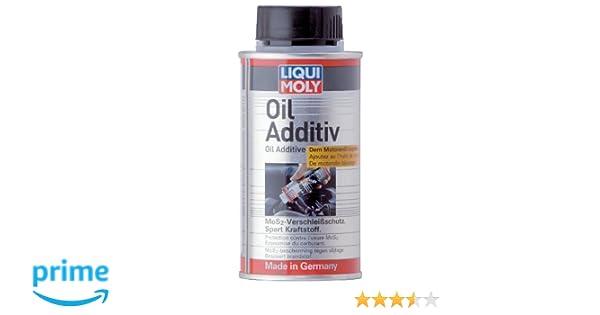 Liqui Moly 1011 OilAdditiv - Aditivo para aceite (125 ml): Amazon.es: Coche y moto