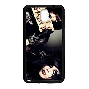 Happy Rock Band Cell Phone Case for Samsung Galaxy Note3