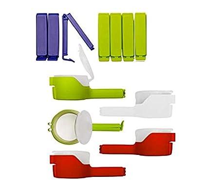 clip2friend Juego de nº 1 (12 piezas) | Bolsa para pinzas de ...