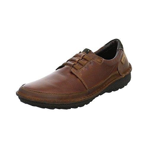 Pikolinos Hombre Zapatos llanos marrón, (braun) 01G-3070 CUERO cuero/ciero/turtle