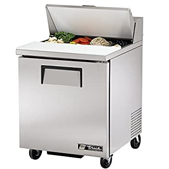 Amazoncom True TSSU Prep Table Industrial Scientific - True refrigerated prep table