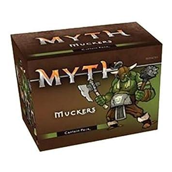 Myth: Mucker Captain Pack: Amazon.es: Juguetes y juegos