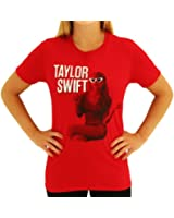 Red Sitting Tee