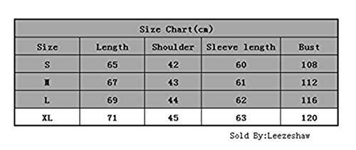 Cuello Estampado Para Suéter Pattern14 Mode Sudadera De Manga Mujer Redondo Con Larga q4Yqwx6X