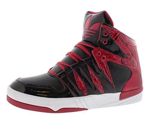Originals black Rouge Sneakers Femme Basketball Adidas Red Court Simples Souliers aqf4zdU ...