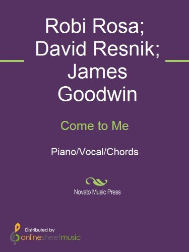 Come To Me Kindle Edition By David Resnik James Goodwin Ricky