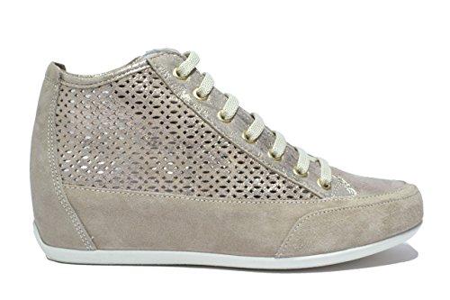 Igi&co Sneakers zeppa visone scarpe donna 57885