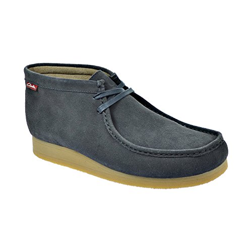 Clarks Stinson HI Men's Shoes Dark Navy 26107661 (7.5 D(M) US)