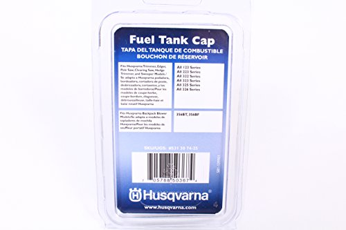 Husqvarna Fuel Tank Cap 531 30 74-25 - - Amazon.com