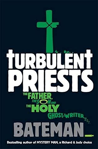 book cover of Turbulent Priests