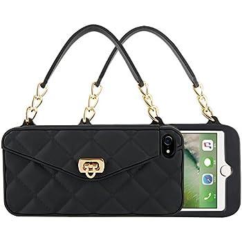 new product ea608 c5113 Amazon.com: iPhone 6 Plus Case/iPhone 6s Plus Purse Case 5.5 inch ...