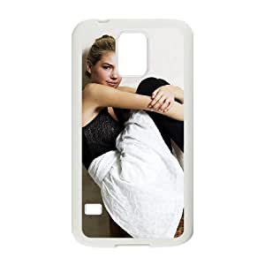 HXYHTY Customized Print Kate Upton Hard Skin Case For Samsung Galaxy S5 I9600