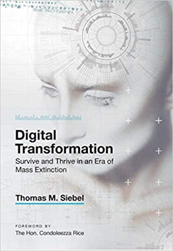 Digital Transformation: Survive and Thrive in an Era of Mass