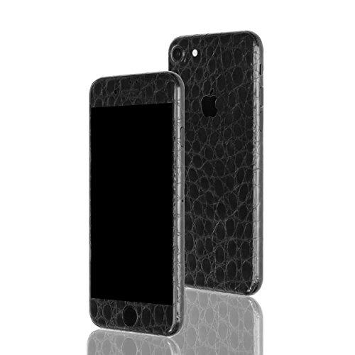 AppSkins Folien-Set iPhone 7 Full Cover - Alligator black