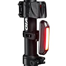Super Bright 100 Lumen USB Rechargeable LED Bike Taillight- Street Mountain Kid's Bicycle Rear Light with Bike Mount-30 LED Brightest USB Helmet Tail Light …
