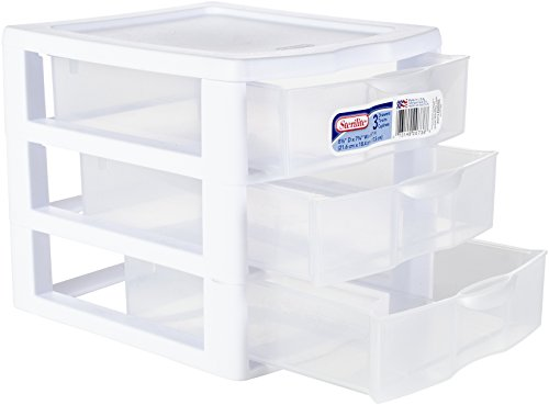 - STERILITE 20738006 Art Furniture and Storage, Multicolor