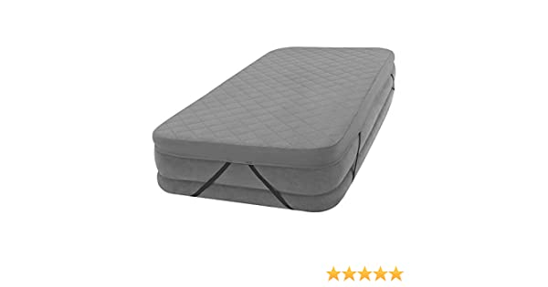 Intex - Funda Acolchada colchón 100% poliéster - 99 x 191 x 10 cm (69641)