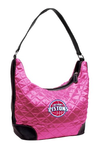 NBA Detroit Pistons Quilted Hobo by Littlearth