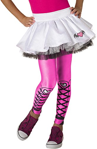 Rubie's Monster High Draculaura Skeggings Tutu with Leggings]()